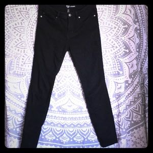 Gap legging black skinny pants size 10